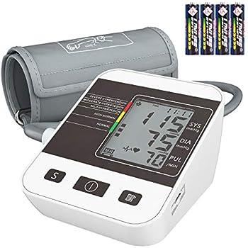 Amazon.com: Omron 3 Series Upper Arm Blood Pressure Monitor ...