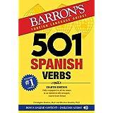 501 Spanish Verbs (501 Verb Series)