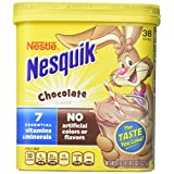 Nesquick Flavored Powder - Chocolate - 18.7 Ounces.