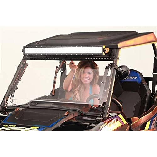 """Hot 2017 Polaris RZR 900-4 16"""" Blade Hand Operated Wiper for Hard Coated Poly Windshields Only By EMP 13180 for cheap"""