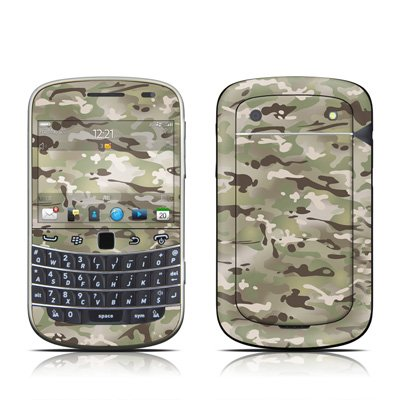 FC Camo Design Protector Skin Decal Sticker for BlackBerry Bold Touch 9930 9900 Cell Phone