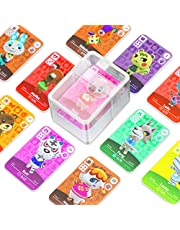$39 » 72 Pcs ACNH NFC Tag Game Cards for New Horizons with Crystal Case Switch / Lite