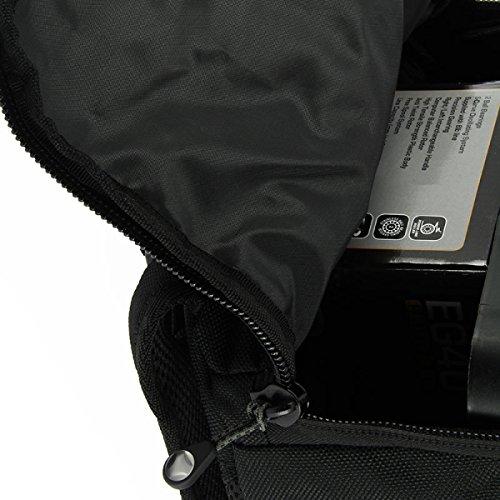 Herren Sport Schwarz Recon Rucksack 25Liter Hydration System Ready New