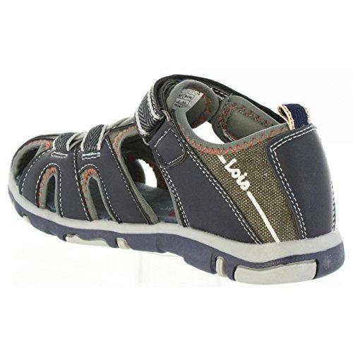 LOIS JEANS Sandalen für Junge und Mädchen 83808 107 Marino