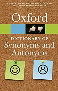 Oxford guide to effective writing and speaking how to communicate the oxford dictionary of synonyms and antonyms oxford quick reference fandeluxe Images