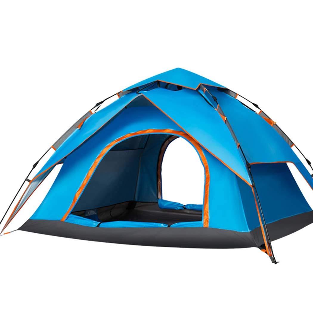 DUXX Automatisches Zelt 3-4 Personen Wasserdichtes Camping Strandzelt