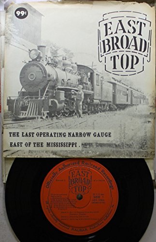 East Broad Top 45 RPM No.15 / Passing Orbisonia / Arriving At Rockhill Furnace / Rolling Whistles / No.12 / No.14