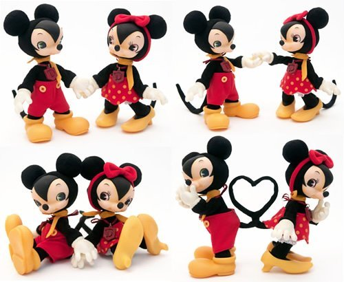 Mickey Mouse Toys Field Disney Collection japan import