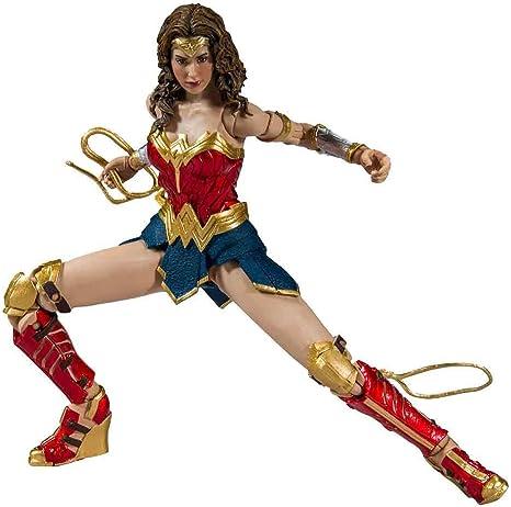 DC McFarlane - Boneco Wonder Woman