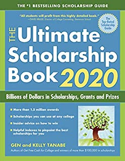 Book Cover: The Ultimate Scholarship Book 2020: Billions of Dollars in Scholarships, Grants and Prizes