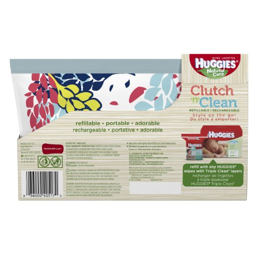 Huggies Natural Care Baby Wipes - 32 ct - Unscented, Assorted Styles