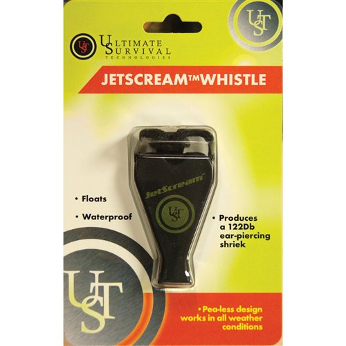 Ultimate Survival Technologies Jet Scream Emergency Whistle by Ultimate Survival Technologies