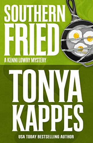 Southern Fried (A Kenni Lowry Mystery Book 2) cover