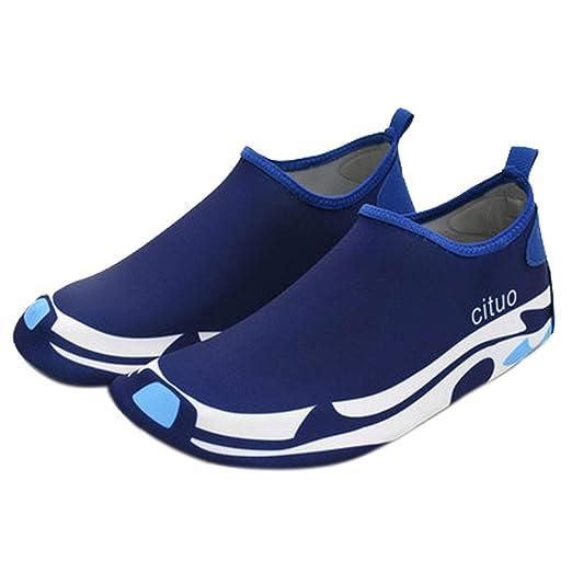 Snorkel Zapatos de buceo Zapatos de yoga Zapatos de playa ...