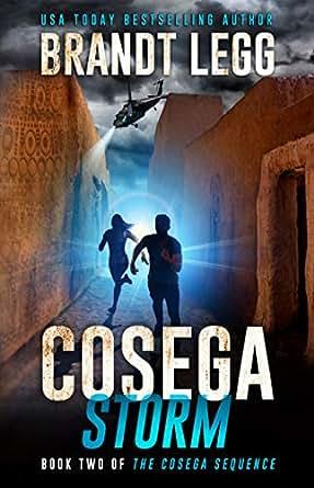 Cosega Storm: A Booker Thriller (The Cosega Sequence Book