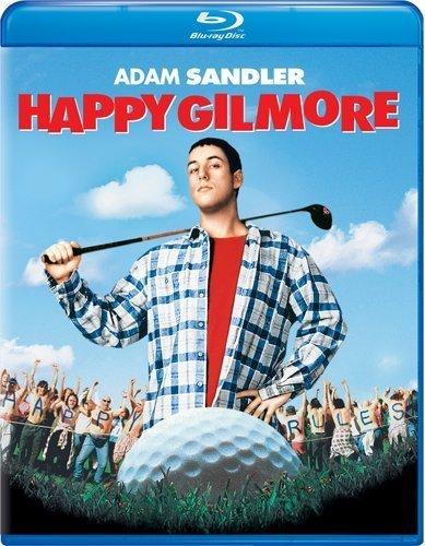 Happy Gilmore Blu ray Universal Studios product image