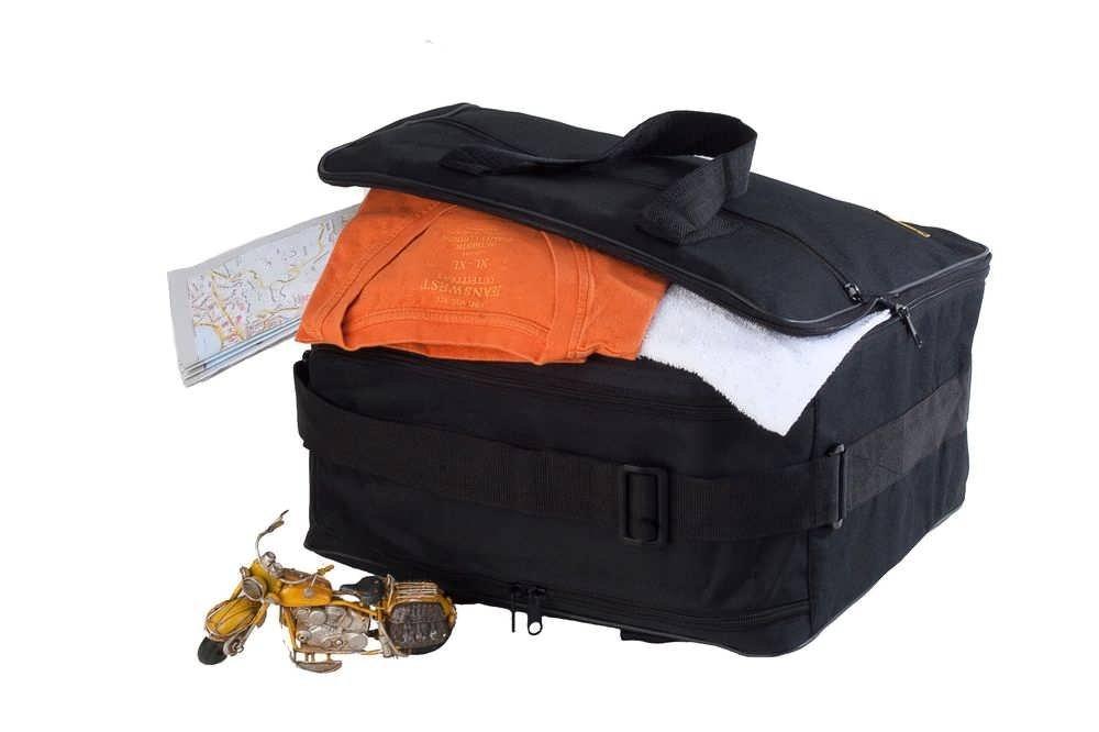 Borsa interna per valigie in alluminio per modelli Touratech ZEGA CASE 41 litro//CASE PRO /& MUNDO 45 litro made4bikers