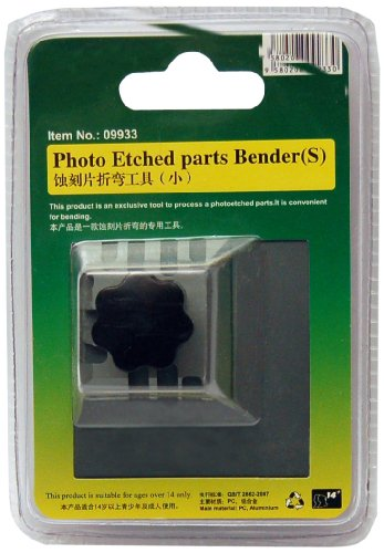 (Trumpeter Photo Etched Parts Bender, Small)