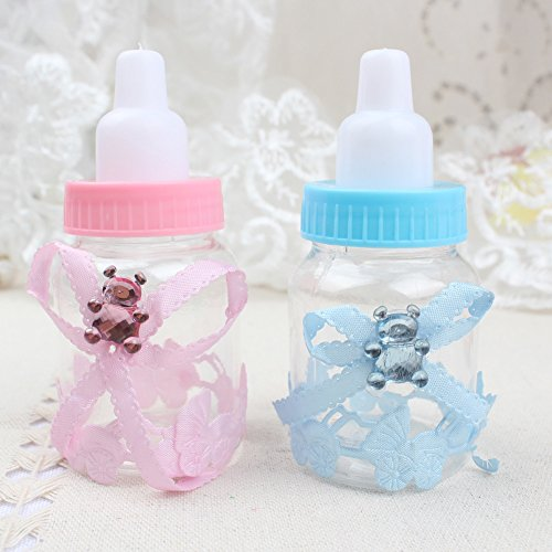 Baby Boy Gifts Uae : Aerwo baby shower favors fillable mini bottle candy gift