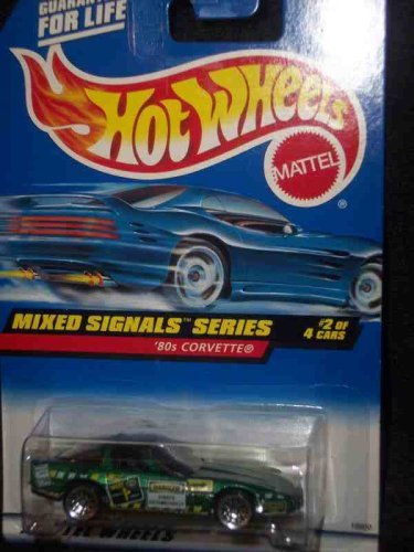 734 Series - Mixed Signals Series #2 80's Corvette #734 Mint