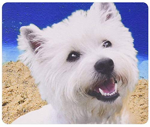 West Highland Terrier Non Slip Rubber Mousepad Gaming Mouse Mat Mouse Pad