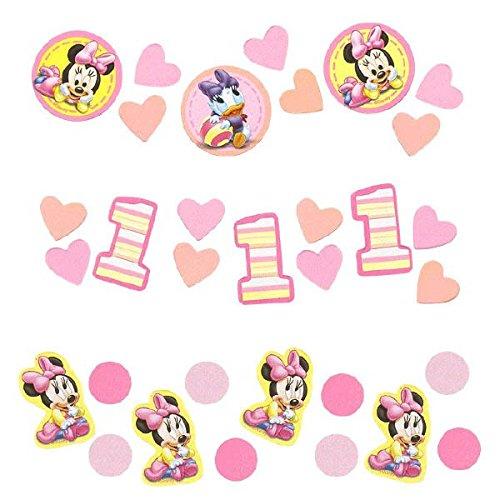 Minnie's 1st Birthday Confetti Value Pack ()