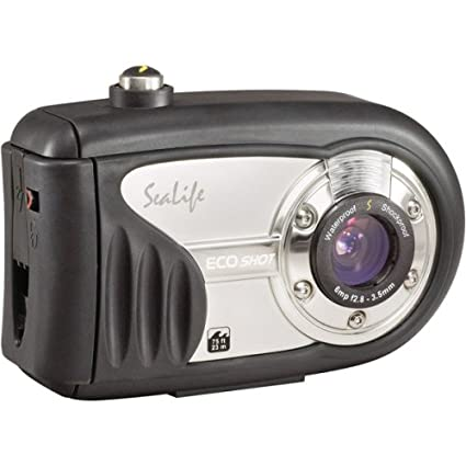 Amazon SeaLife SL321 ECOshot 6MP Digital Camera Point And