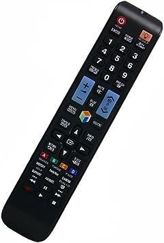 Ersatz Fernbedienung für Samsung TV UE46ES8090UE46F5300//AW
