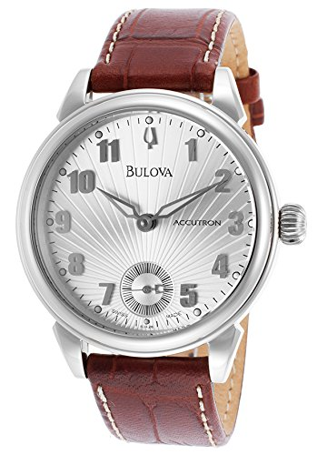 Bulova Accutron Gemini Men's Manual Watch 63A26