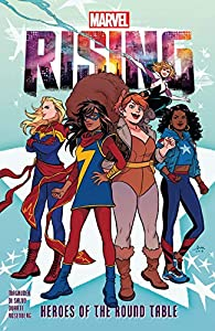 Marvel Rising: Heroes Of The Round Table (Marvel Rising (2019))