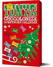 Tony's Chocolonely Kerst Aftelkalender - Adventkalender
