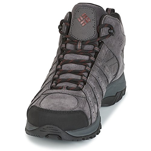 De Chaussures Canyon Pour Impermable tech Gris Omni Randonne Point Columbia Leather Mid Hommes RZFxdRn