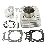 TCMT For Honda Rancher TRX350 Cylinder Piston Gasket Top End Rebuild Kit 2000-2006