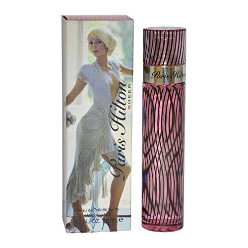 Paris Hilton Sheer For Women EDP Spray, 1.7 fl. - Paris Hilton Sheer