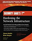 img - for Security Sage's Guide to Hardening the Network Infrastructure by Erik Pace Birkholz (2004-03-01) book / textbook / text book