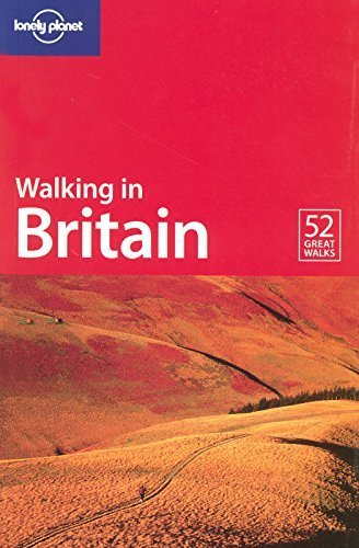 Lonely Planet Walking in Britain by David Else - Richmond In Mall Shopping