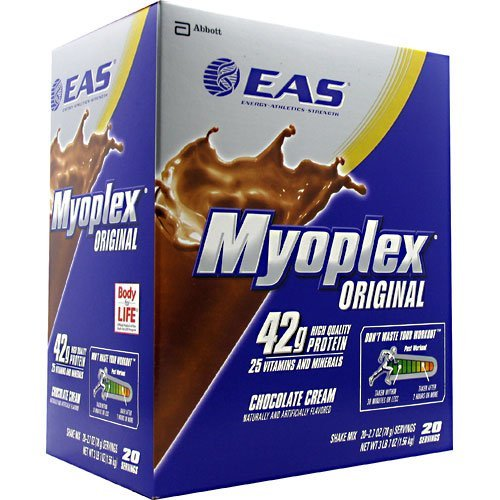 Myoplex Original Chocolate Cream Packets