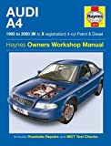 Audi A4 Owners Workshop Manual: 95-00