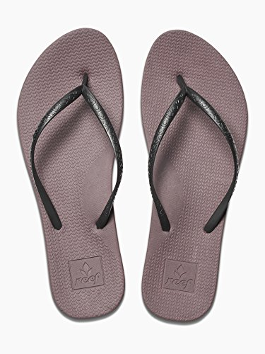 Reef WoMen Escape Lux Flip Flops Eggplant