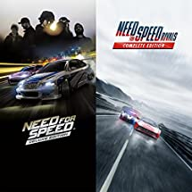 Need for Speed Deluxe Bundle - PS4 [Digital Code]