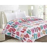 Ashley Cooper Flip Flops Comforter in queen Size 86 in X 86 in