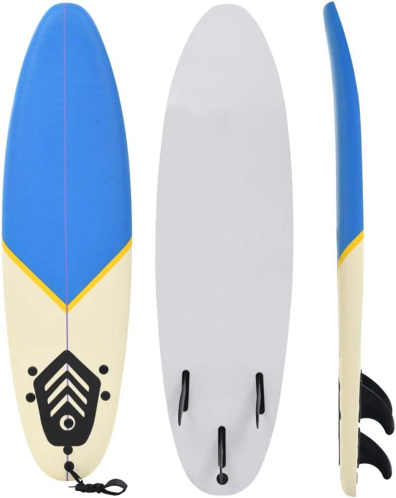 vidaXL Planche de Surf 170 cm Paddle de Surf Sport Nautique Voile
