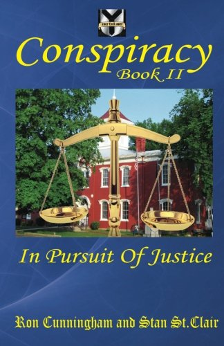Download Conspiracy Book II: In Pursuit of Justice pdf