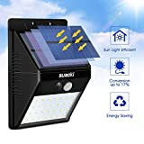 SUAOKI Solar Lights Outdoor Super Bright 28 LED