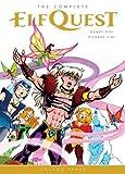 Book - The Complete Elfquest Volume 3