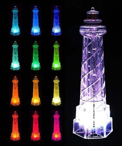 Lighthouse Patio Lights - 3