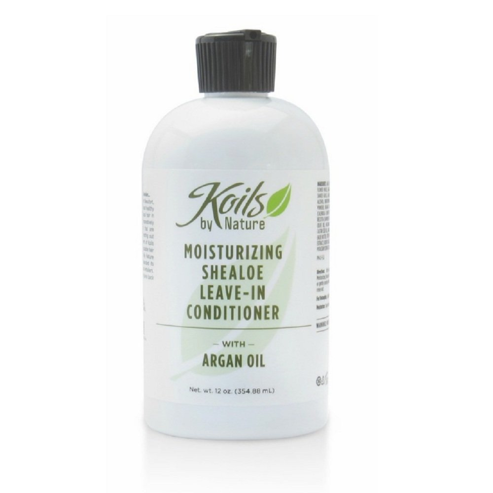 Koils by Nature Moisturizing Shea Aloe Leave-In Conditioner