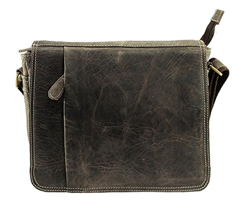Stonkraft Gray 5 Bag 10x12x3 Men Shoulder Gray For BfnBrZwq