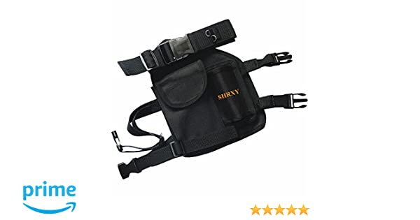 Amazon.com : shrxy Drop Leg Pouch and Holster for Pinpointer Pin Pointers Metal Detector ProPointer ProFind : Garden & Outdoor