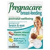 4 Units (Bulk Pack) Vitabiotics Pregnacare Breast-Feeding Dual Pack 84 Tablets / Capsules Review